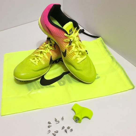 official photos 12b0a c2329 Nike Zoom Rival Distance Track Field Mens Spikes